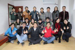 Merkez ofiste B2B çalışanları, 2015