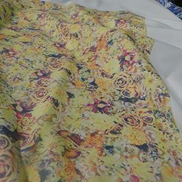 Dijital tekstil baskı örneği 3 A1 dijital tekstil yazıcı WER-EP6090T tarafından