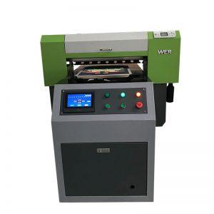 Çin'de yapılan ucuz fiyat uv flatbed yazıcı 6090 A1 boyutu yazıcı