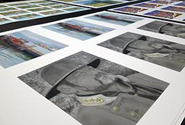 Fotoğraf Kağıdı 1,8 m (6 fit) eko solvent yazıcı WER-ES1802 tarafından basılmış 2