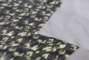 Tekstil baskı örneği 1 dijital tekstil baskı makinesi WER-EP7880T