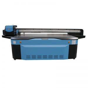 UV dijital masaüstü baskı makinesi geniş format 2500X1300 WER-G2513UV