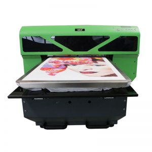 A2 boyutu DTG giysi yazıcıya doğrudan t shirt baskı makinesi WER-D4880T