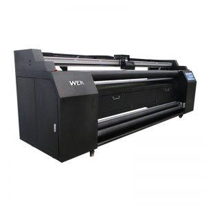 WER-E1802T 1,8 m tekstil yazıcıya 2 * DX5 süblimasyon yazıcı ile doğrudan
