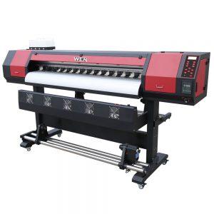 ucuz 3.2m / 10 feet dijital vinil yazıcı, 1440 dpi eko solvent mürekkep püskürtmeli yazıcı-WER-ES1602 Yazıcı