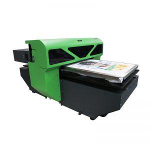 En iyi kalite 8 renk dijital A2 DTG yazıcı / A3 t shirt baskı makinesi WER-D4880T