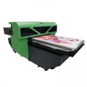 En iyi kalite t-shirt baskı makinesi A2 boyutu WER-D4880T ile giysi yazıcıya doğrudan