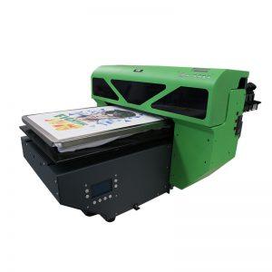 Ucuz reklam WER-D4880T için dijital inkjet eko solvent T gömlek yazıcı