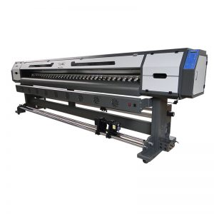 Ucuz fiyat 3.2 m konfeksiyon vinil çizici Infinity geniş format dijital mürekkep püskürtmeli baskı makinesi WER-ES3202