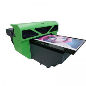 Ucuz uv mürekkep püskürtmeli flatbed, A2 420 * 900mm, WER-D4880UV, cep telefonu kılıfı yazıcı