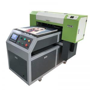 Giysi WER-ED6090T için yüksek çözünürlüklü A1 T-shirt baskı makinesi
