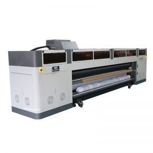 ricoh gen5 baskı kafası ile yüksek çözünürlüklü yüksek hızlı dijital mürekkep püskürtmeli yazıcı makinesi UV çizici WER-G-3200UV