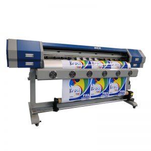 Sıcak model vinil kişiselleştirilmiş özel renkli dijital tişörtlü baskı makinesi WER-EW160