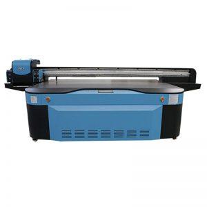 Satılık çok renkli 3D led yazıcı baskı UV flatbed yazıcı fiyat WER-G2513UV