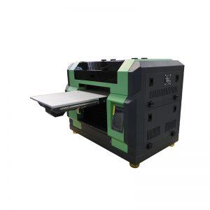 popüler A3 329 * 600mm, WER-E2000 UV, flatbed mürekkep püskürtmeli yazıcı, akıllı kart yazıcı